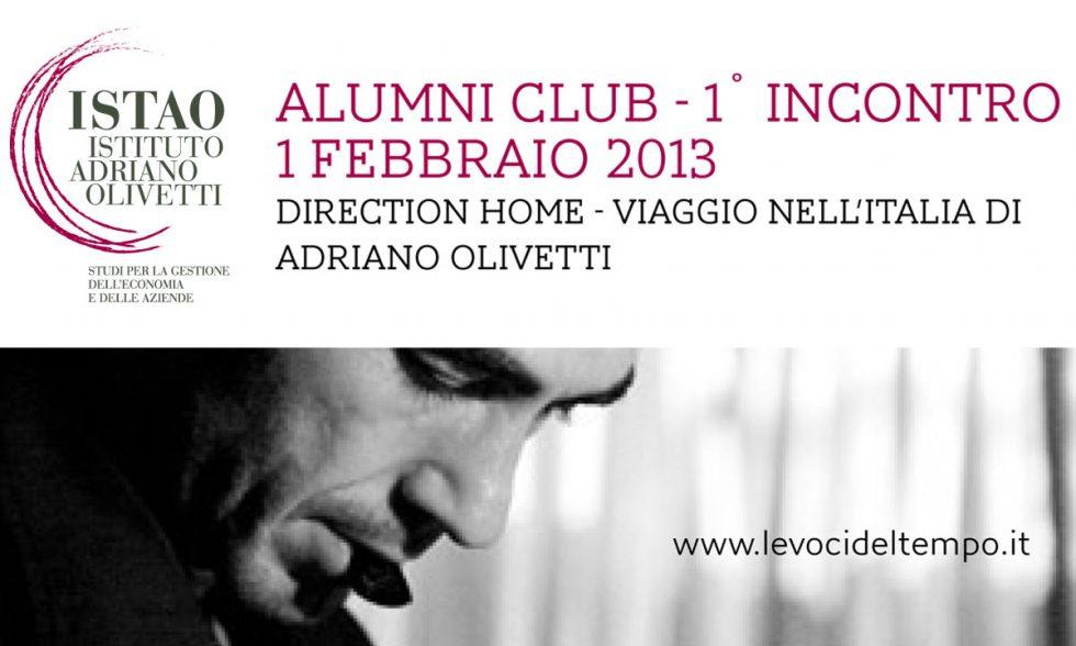 Direction Home. Viaggio nell'Italia di Adriano Olivetti