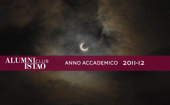 Alumni ISTAO nell'anno accademico 2011-12