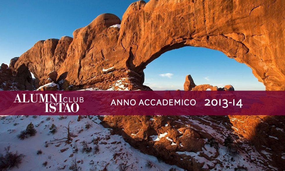 Alumni ISTAO nell'anno accademico 2013-14