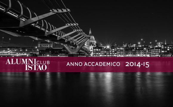 Alumni ISTAO nell'anno accademico 2014-15