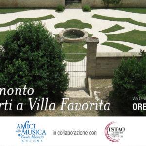 Al tramonto Concerti a Villa Favorita