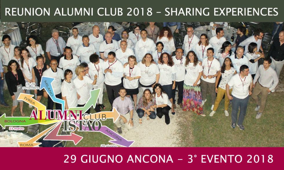Reunion Alumni  Club 2018 – Sharing Experiences