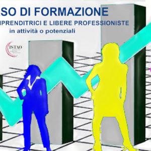 Corso di formazione per donne imprenditrici e libere professioniste in attività o potenziali