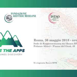 Save the Apps – Apennines Discovery