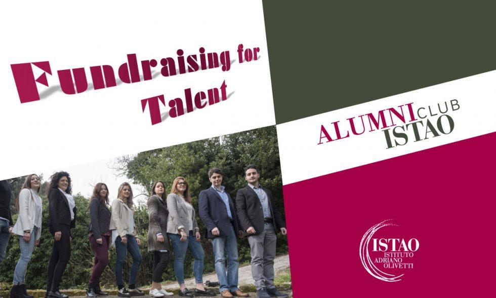 Fundraising for Talent: Alumni a sostegno dei giovani