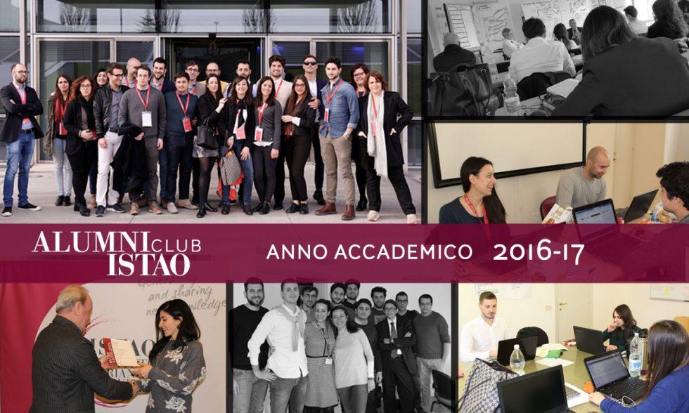 Alumni ISTAO nell'anno accademico 2016-17