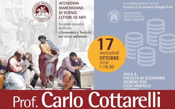 Carlo Cottarelli: Debito pubblico e sviluppo economico