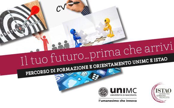Percorso di formazione e orientamento Unimc-Istao