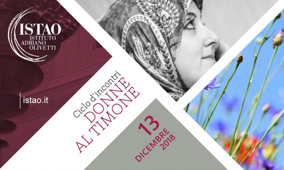 Donne al Timone: Asmae Dachan