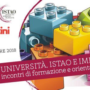 Università, Istao e Imprese – 20 novembre 2018
