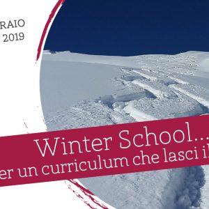 Winter School 2019