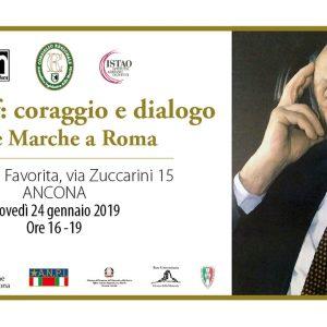 Elio Toaff: coraggio e dialogo. Dalle Marche a Roma