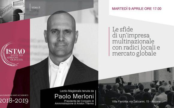 Inaugurazione Anno Accademico 2018-2019