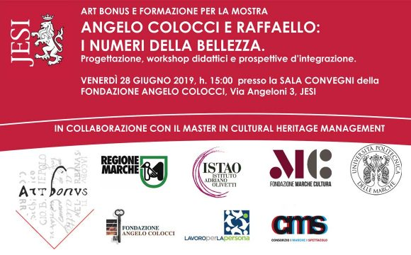 Angelo Colocci e Raffaello: I numeri della bellezza