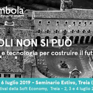 ISTAO al Festival della Soft Economy 2019