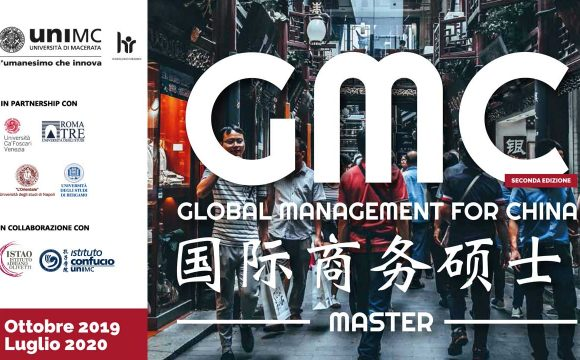 Master Global Management for China – 2a edizione