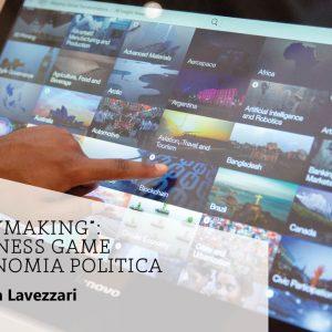 """""""POLICYMAKING"""": Il Business Game di economia politica"""