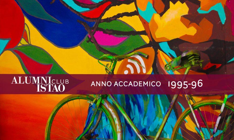 Alumni ISTAO nell'anno accademico 1995-96