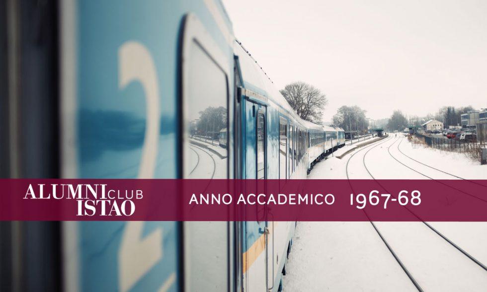 Alumni ISTAO nell'anno accademico 1967-68