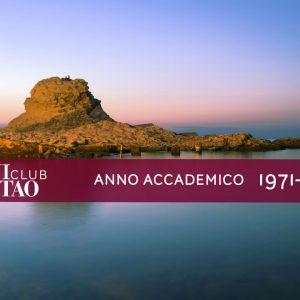 Alumni ISTAO nell'anno accademico 1971-72