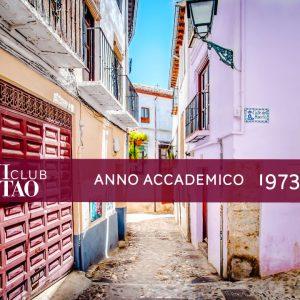 Alumni ISTAO nell'anno accademico 1973-74