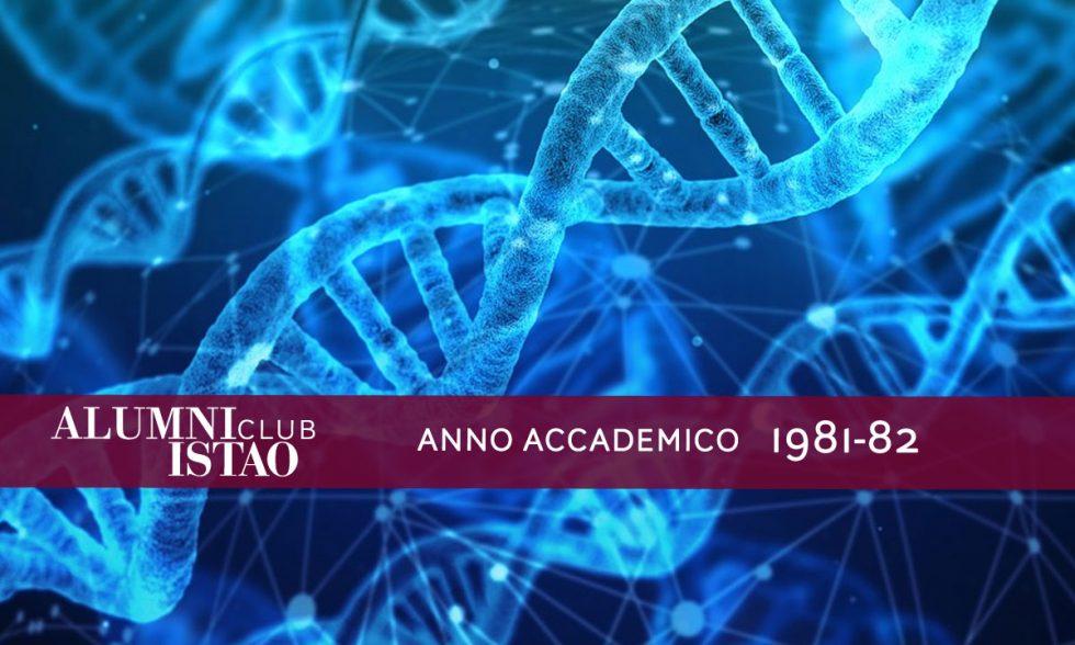Alumni ISTAO nell'anno accademico 1981-82