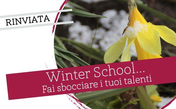 RINVIATA Winter School 2020