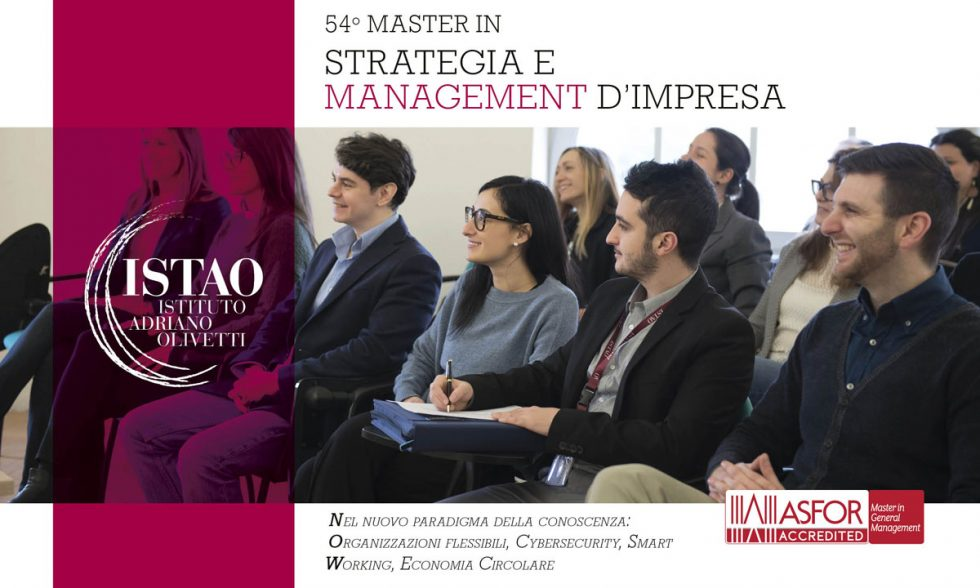 54° Master in Strategia e management d'impresa