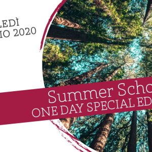 Summer School 2020, 15 luglio