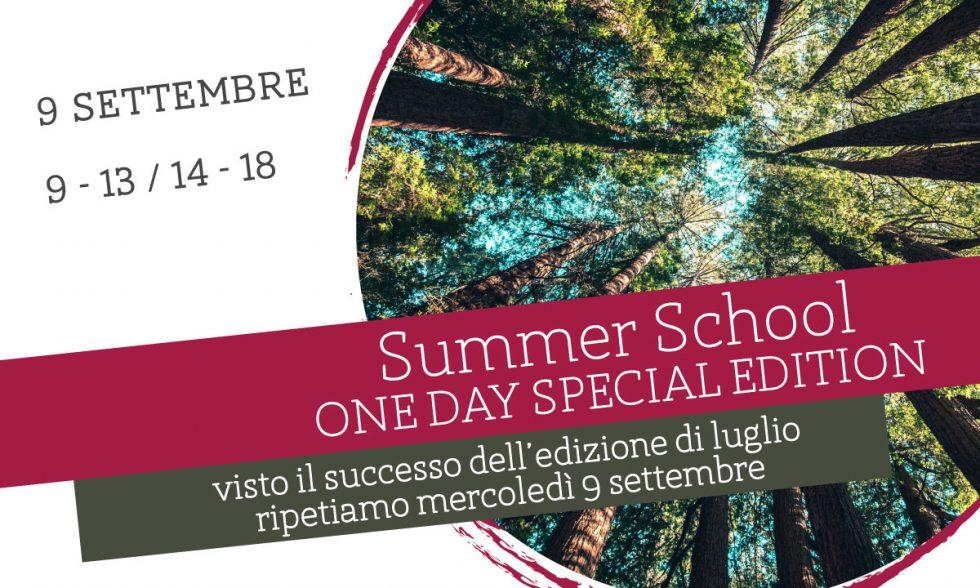 Summer School 2020, 9 settembre
