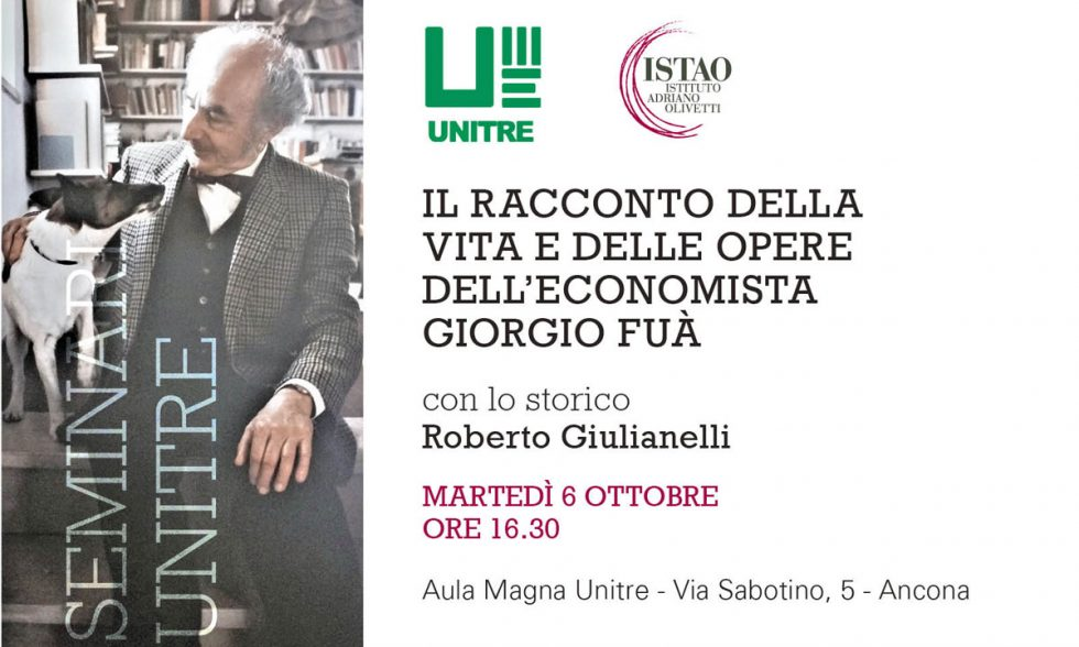 Il racconto della vita e delle opere dell'economista Giorgio Fuà