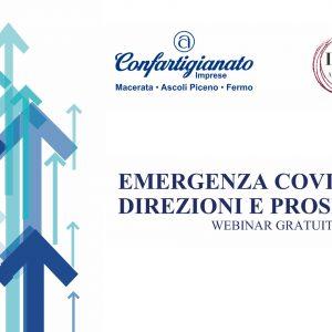 Emergenza Covid: direzioni e prospettive