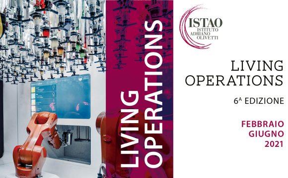 LIVING OPERATIONS, 6a edizione