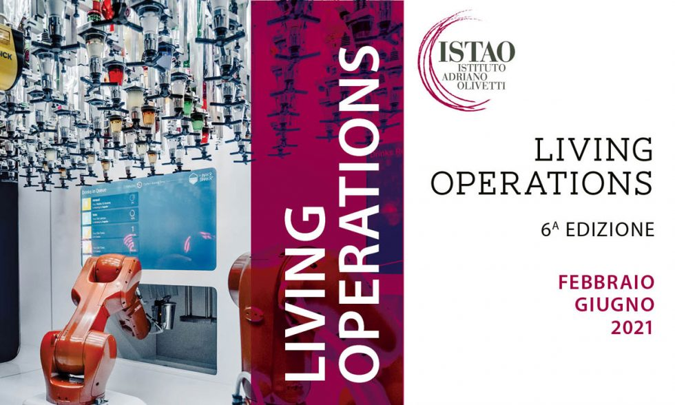LIVING OPERATIONS, 6a edizione