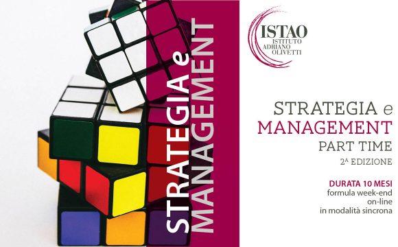 Strategia e Management part time