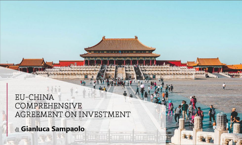 EU-China Comprehensive Agreement on Investment
