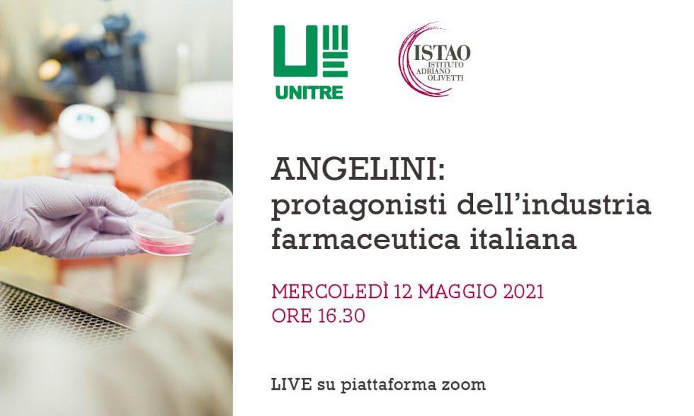 Angelini: protagonisti dell'industria farmaceutica italiana