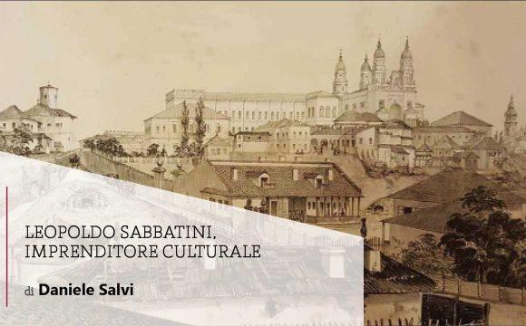 Leopoldo Sabbatini, imprenditore culturale