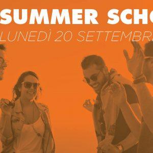 Summer School settembre 2021
