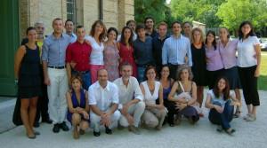 Allievi Istao A.A. 2009-2010. Corso di specializzazione per Esperti in internazionalizzazione d'impresa