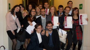 Allievi Istao A.A. 2012-2013. Master in Management delle Risorse umane