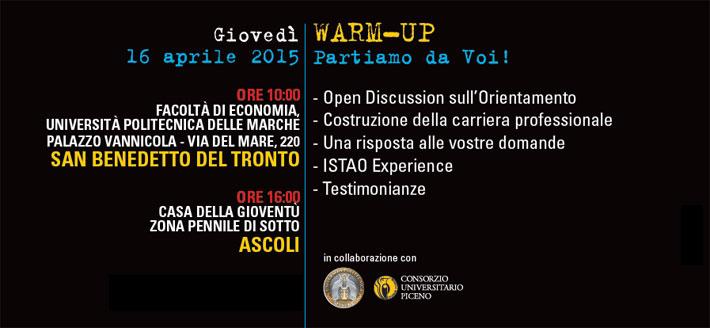 Orientarsi per scegliere un futuro possibile - San Benedetto e Ascoli Piceno