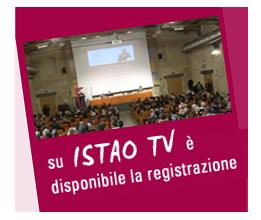 Registrazione Prolusione A.A. ISTAO. Lectio magistralis Romano Prodi